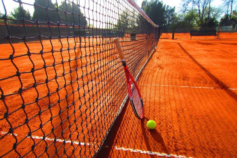 テニスサークルで使用しているテニスコート