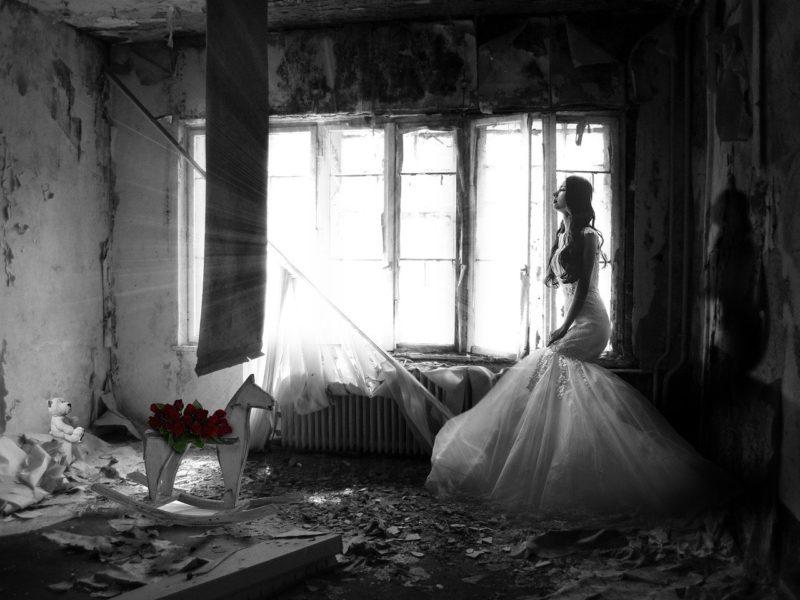 悲しい結婚