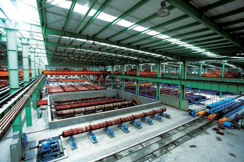 パート主婦の勤務する工場